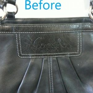 Coach Bags - Coach Ashley E/W  Leather Gallery Tote F13759